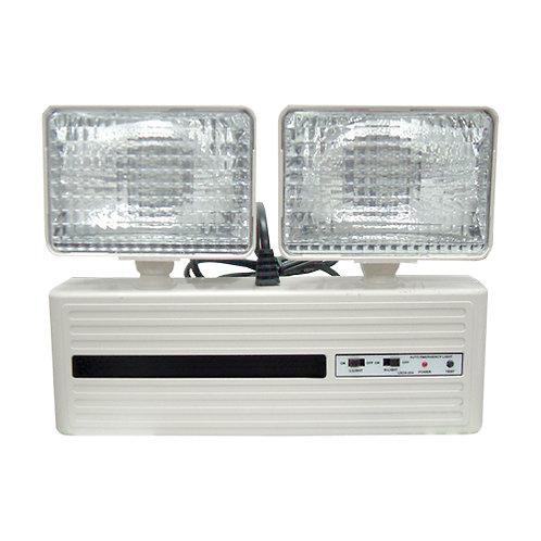 Equipo emergencia LED IP20, 2x1,4W