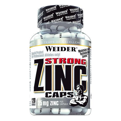 Weider Strong Zink Caps, 120 Kapseln  (100g)
