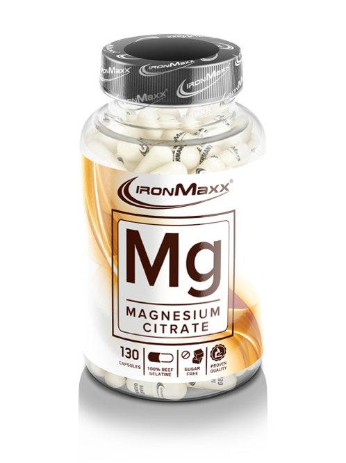 IronMaxx Magnesium, 130 Kapseln  (99g)
