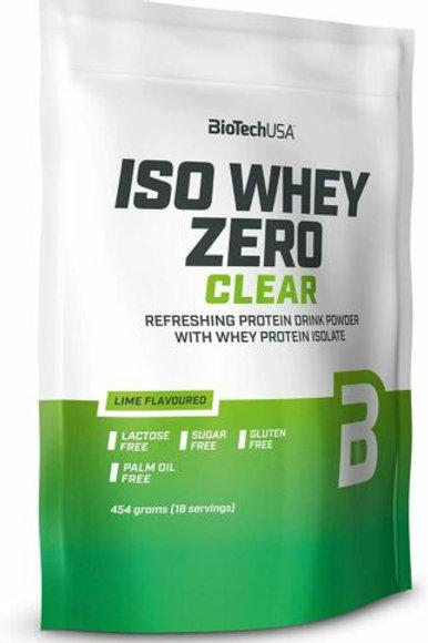 BioTech Iso Whey Zero Clear 454g