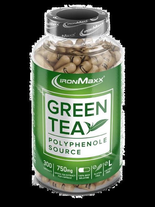 Ironmaxx Green Tea, 300 Kapseln  (230g)