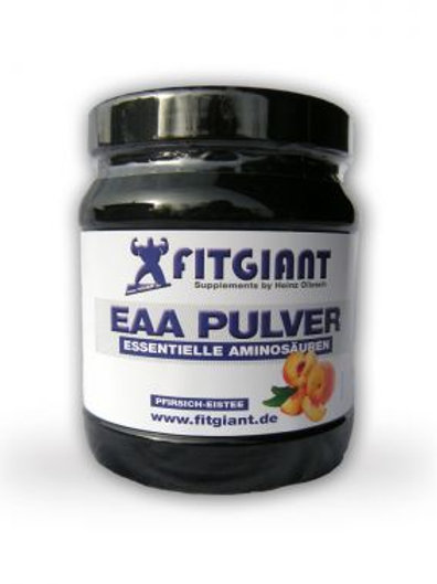 Fitgiant EAA Pulver 500 g