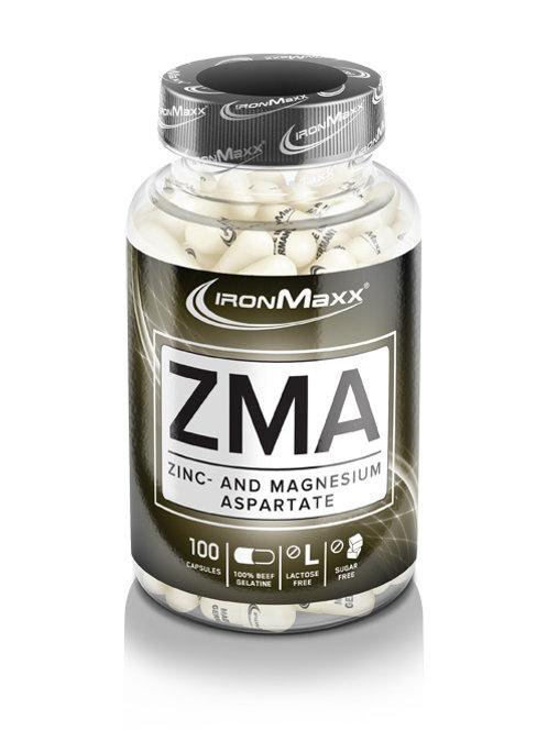 IronMaxx ZMA, 100 Kapseln  (120g)