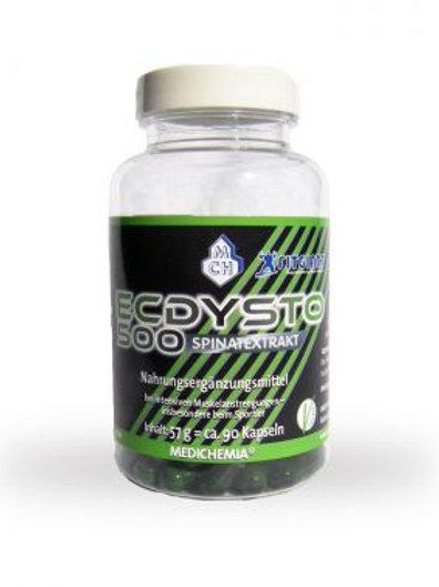 Fitgiant Ecdysteron 500 Spinatextrakt, 90 Kapseln (57g)