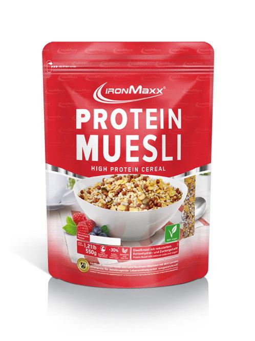 Ironmaxx Protein Müsli, 500g Beutel