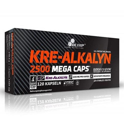 Olimp Kre-Alkalyn 2500 Mega Caps, 120 Kapseln (170g)