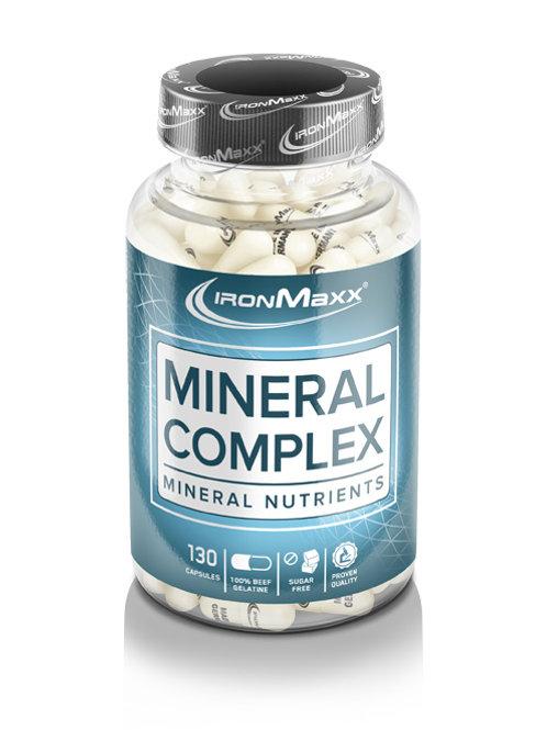 IronMaxx Mineral Komplex, 130 Kapseln  (180g)