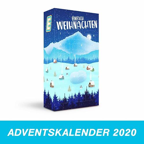 Energy Cake Adventkalender 2020  (3125g)
