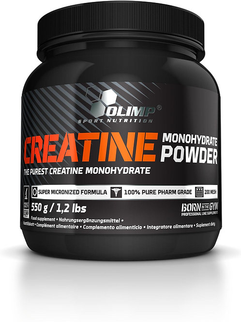 Olimp Creatine Monohydrat Powder, 550 g