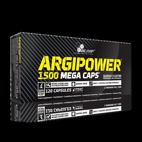 Olimp ArgiPower 1500 Mega Caps, 120 Kapseln (200g)