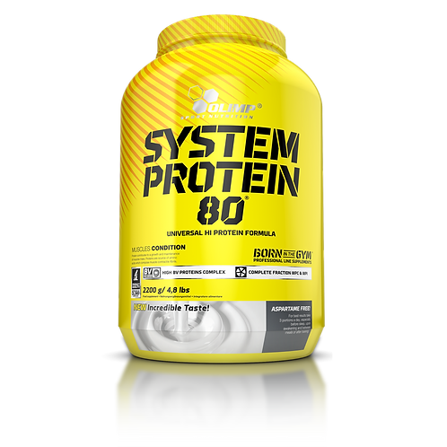 Olimp System Protein 80, 2200 g