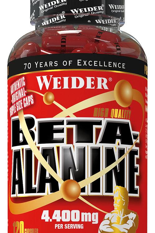 WEIDER® Beta-Alanine, 120 Kaps.  (200g)