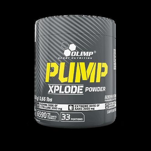 Olimp Pump Xplode Powder 300g MHD 28.1.21