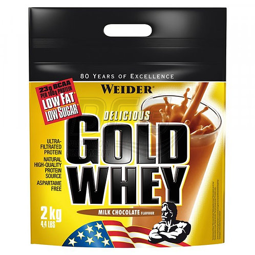 WEIDER® Gold Whey 2000g Beutel