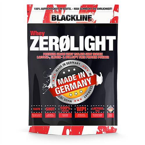 Sinob Blackline 2.0 Whey Zerolight Isolat, 750 g