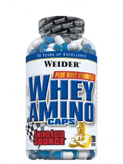 WEIDER® Whey Amino Caps , 280 St.  (305g)