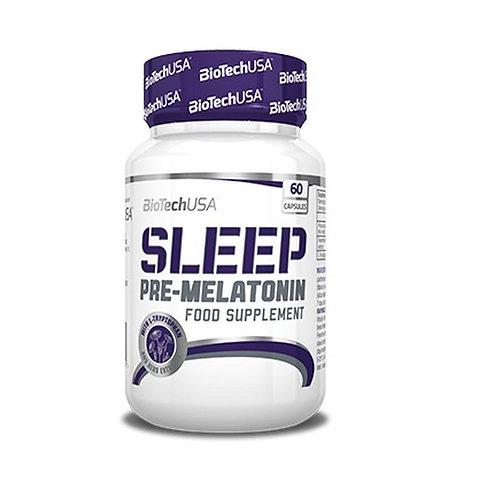 BioTech USA, Sleep, 60 Kaps. (100g) Nur online erhältlich