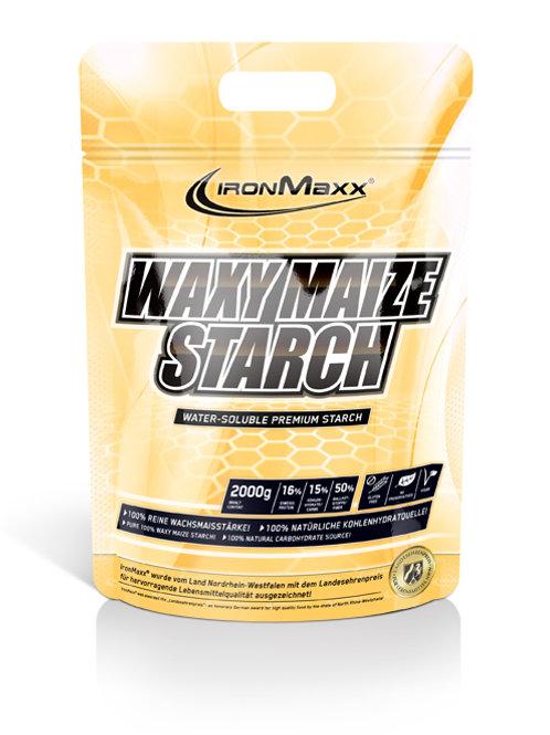 Ironmaxx Waxy Maize Starch,  2000g Beutel