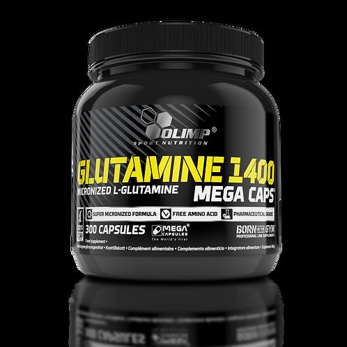 Olimp L-Glutamine Mega Caps, 300 Kapseln  (500g)
