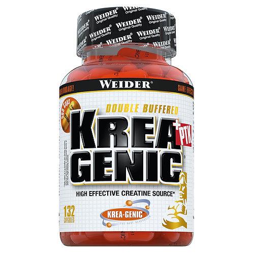 WEIDER Krea-Genic + PTK, 132 Kapseln  (200g)