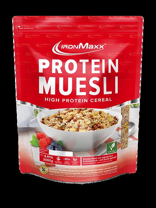 Ironmaxx Protein Müsli, 2000g Beutel