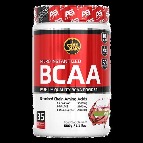 All Stars BCAA Powder, 500 g Dose