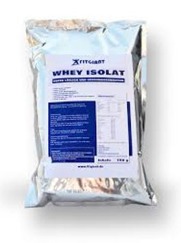 Fitgiant Whey Isolat - 750g neutral