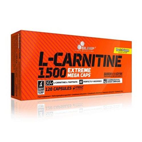 Olimp L-Carnitine 1500 Extreme Mega Caps, 120 Kapseln  (120g)