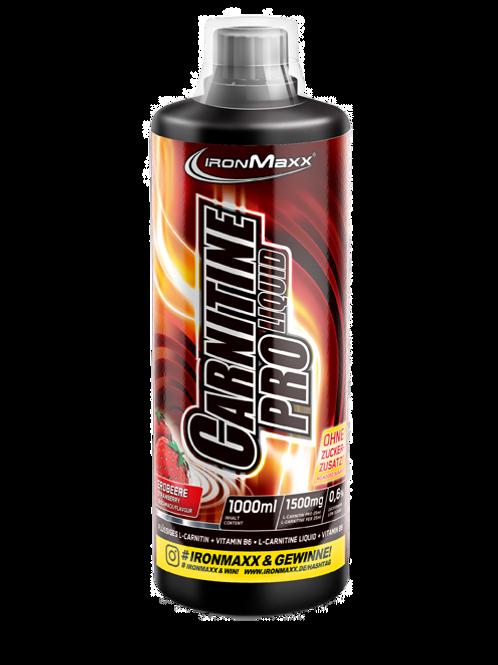 IronMaxx Carnitin Pro, 1000 ml Flasche