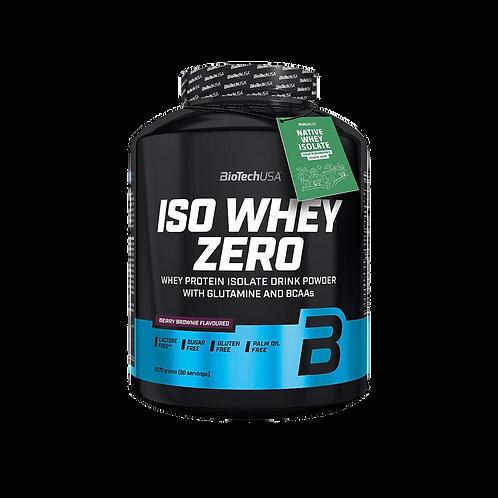 BioTech USA Iso Whey Zero, 2,270 kg