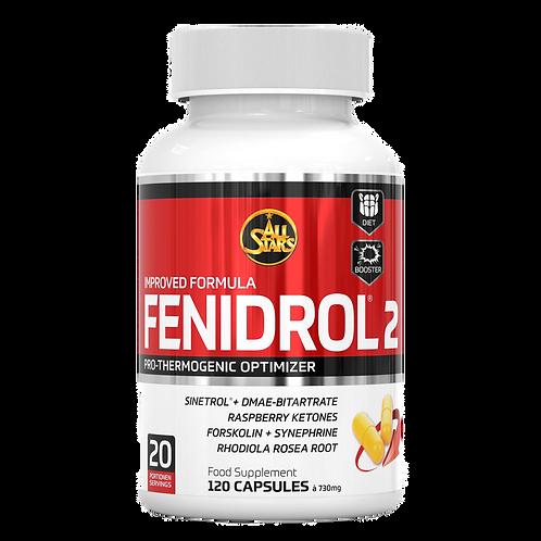 All Stars Fenidrol 2, 120 Kapseln  (87g)