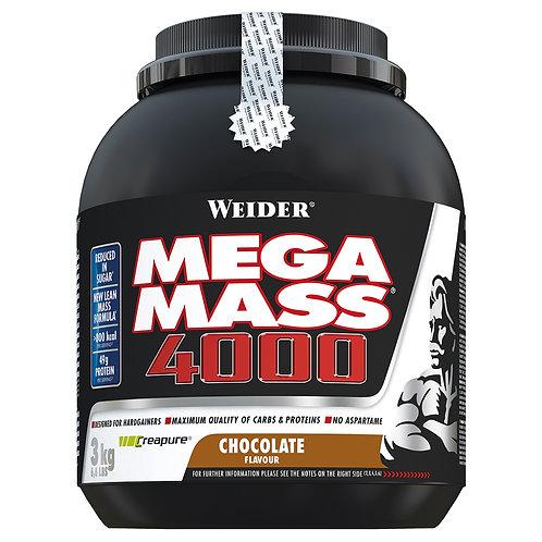 WEIDER® Mega Mass 4000,  3kg