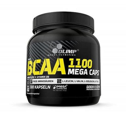 Olimp BCAA 1100 Mega Caps, 300 Caps  (384g)