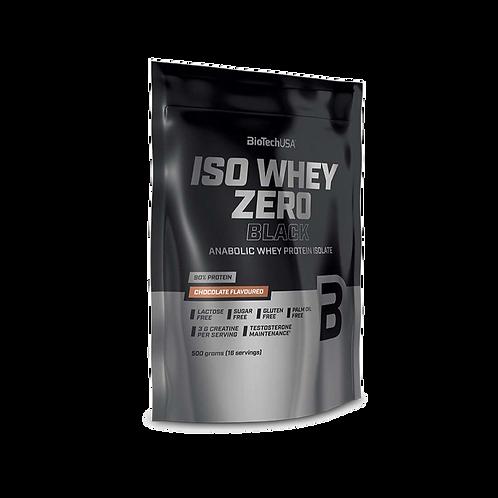 BioTech USA Iso Whey Zero Black, 500g