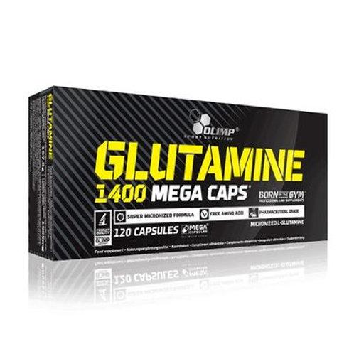 Olimp L-Glutamine Mega Caps, 120 Kapseln  (187g)