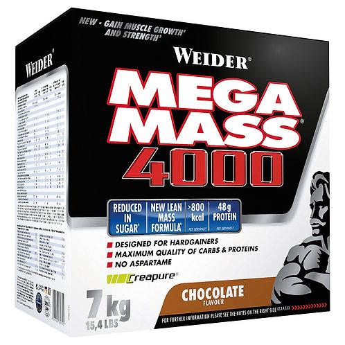 WEIDER® Mega Mass 4000,   7kg