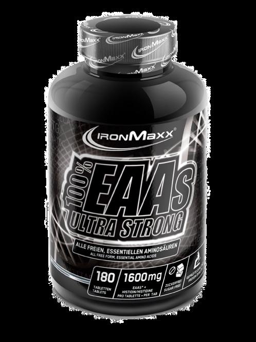 Ironmaxx 100% EAAs Ultra Strong, 180 Tabletten  (200g)