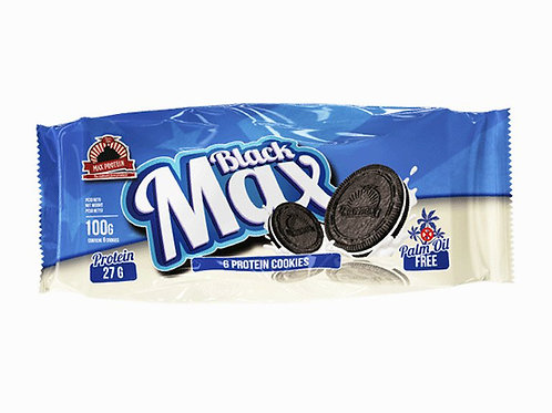 Max Protein Cookies Black Max 100g