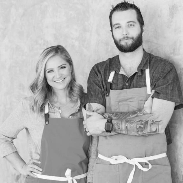 Erin & Patrick Feges, Feges BBQ