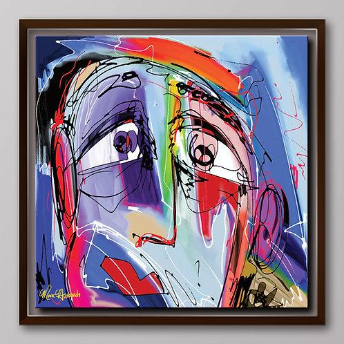 """Before The Rain"" Buy Modern Art | Abstract Art"