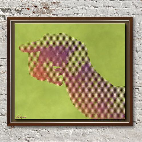 """Obssesion"" Modern Art | Pop"