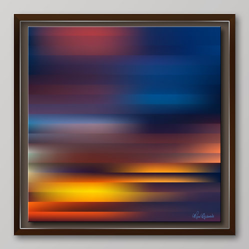 """Revelation"" Modern Art | Abstract Art"
