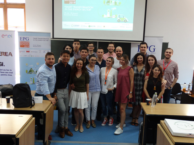 Energy Policy Group Summer School
