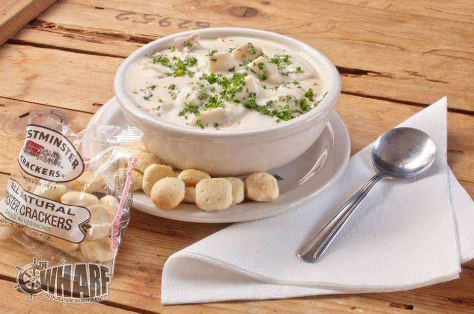 Famous Clam Chowder