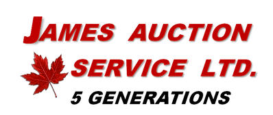 James Auction Service Ltd Logo Stewart James Auctioneer