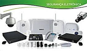 Segurança Eletrônica, CFTV, Câmeras