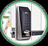 fechaduras biometricas, controle de acesso