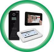 video porteiro, comunicação intercondominial