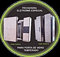 Fechadura Eletroíma, No touch, Fechadura Eletrônica