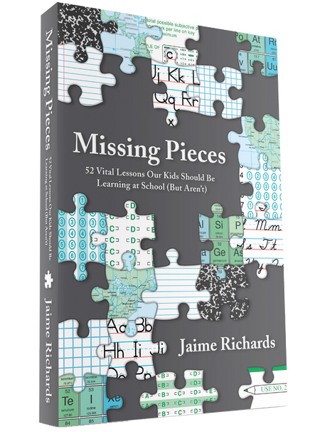 Missing Pieces Podcast #8 - The Most Underrated Subject